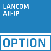 Lancom All-IP Option - Upgrade-Lizenz - für LANCOM 1631E