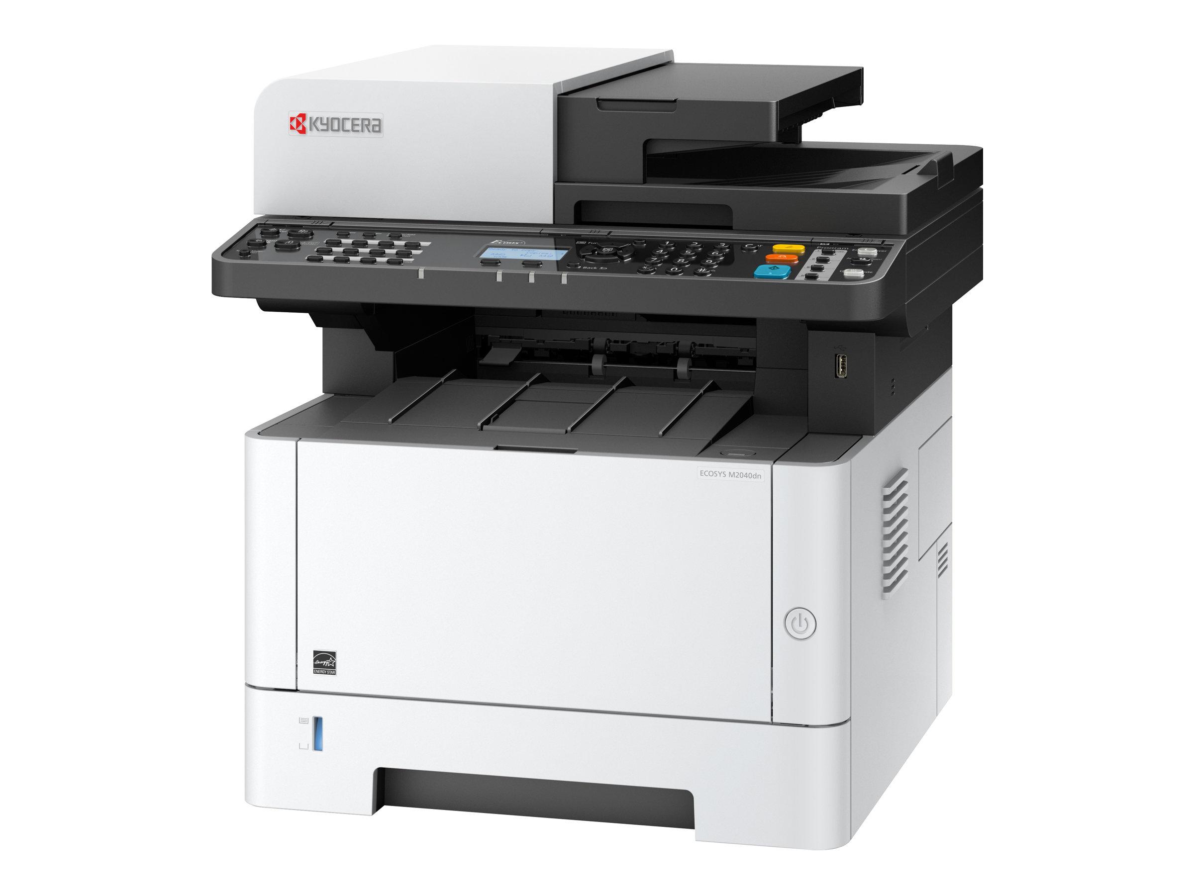 Kyocera ECOSYS M2040dn - Multifunktionsdrucker - s/w - Laser - Legal (216 x 356 mm)