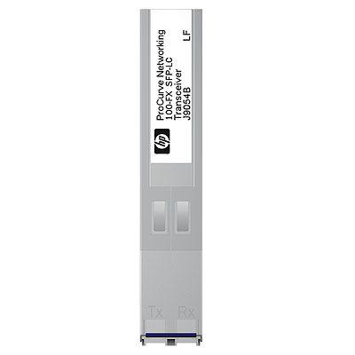 HP X115 100M SFP LC FX Transceiver (JD102B) - New Retail