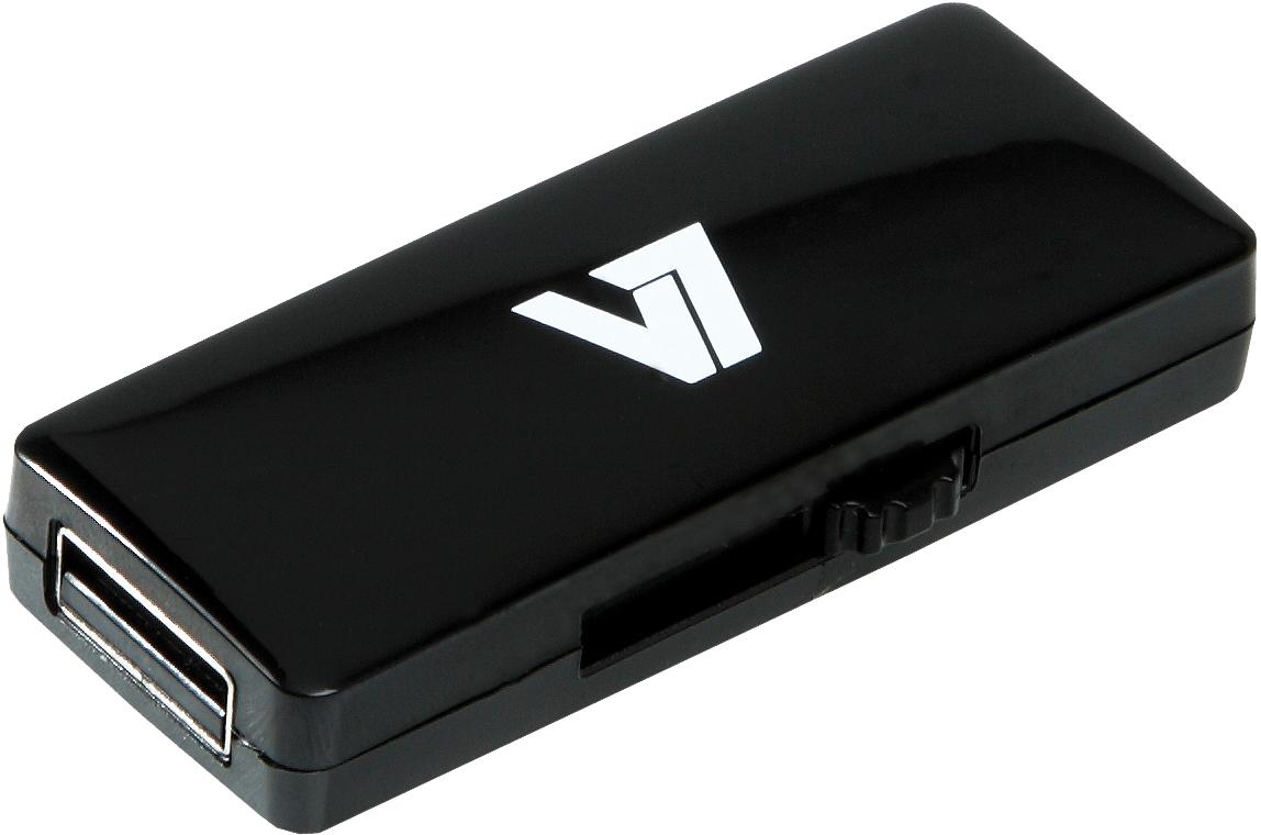 V7 USB Stick - USB-Flash-Laufwerk - 16 GB