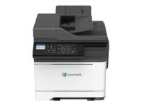 CX421adn Laser 23 Seiten pro Minute 1200 x 1200 DPI A4