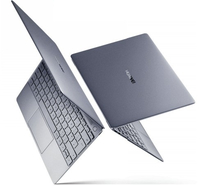 Matebook X 2.50GHz i5-7200U Intel® Core i5 der siebten Generation 13.3Zoll 2160 x 1440Pixel Grau Ultrabook