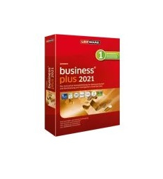 Lexware business plus 2021 - Box-Pack (1 Jahr)