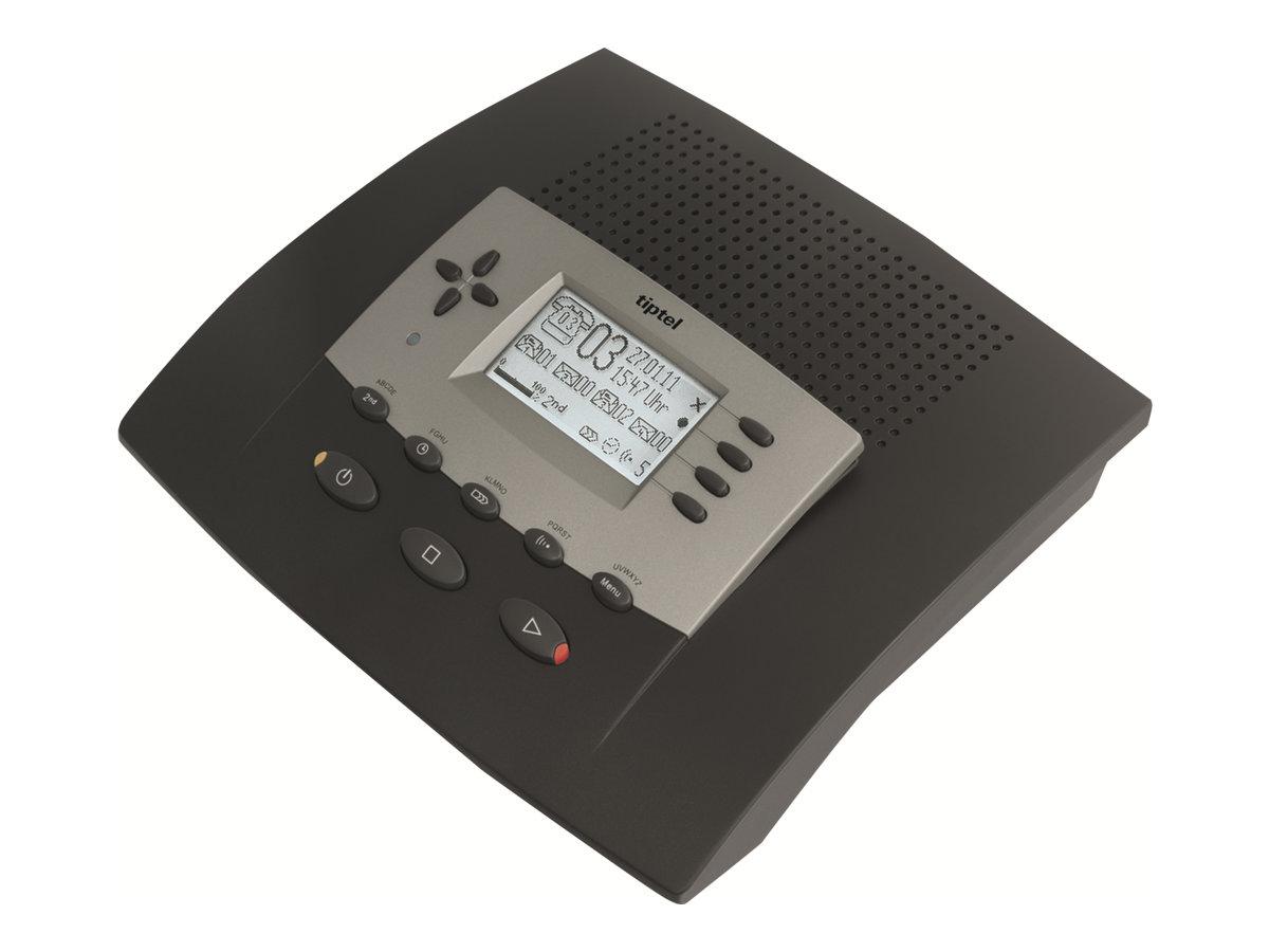 Tiptel 540 SD - Anruferkennung mit Anrufbeantworter