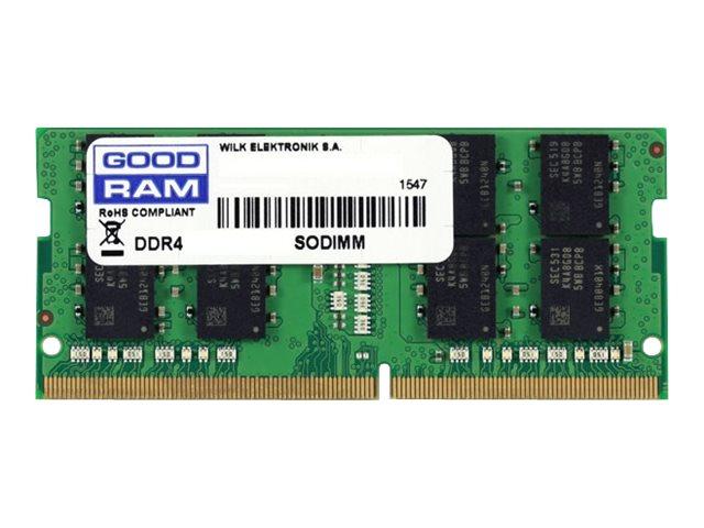 GoodRam DDR4 - Modul - 8 GB - SO DIMM 260-PIN