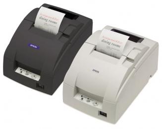 Epson TM-U220D Ethernet schwarz - Drucker - Nadel/Matrixdruck