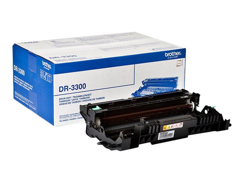 Brother DR3300 - OPC-Tommeleinheit - für Brother DCP-8110