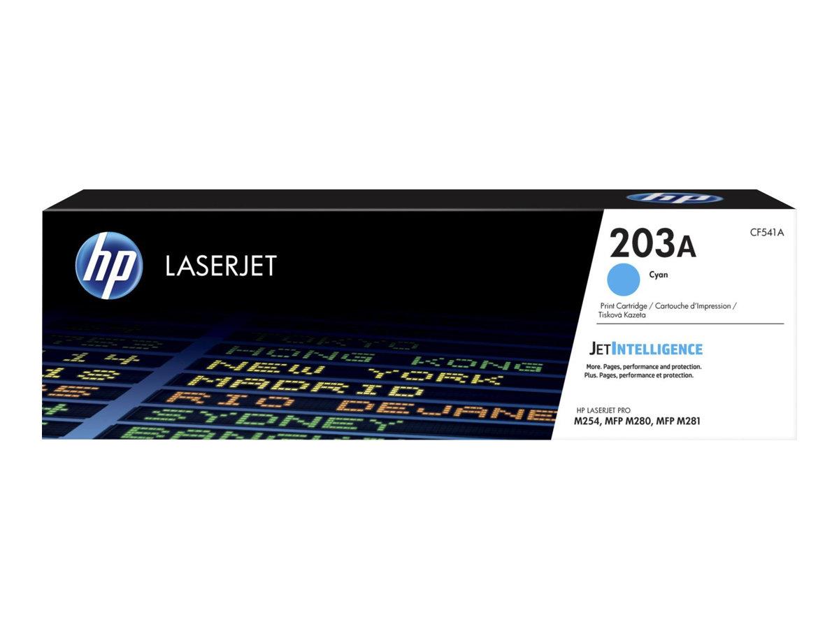 HP Toner cyan Nr. 203A (CF541A) ca. 1.300 Seiten