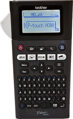 Brother PT-H300 Wärmeübertragung Farbe 180 x 180DPI Etikettendrucker
