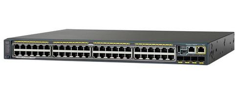 Cisco Catalyst 2960S-F48LPS-L Switch (WS-C2960S-F48LPS-L) - REFURB