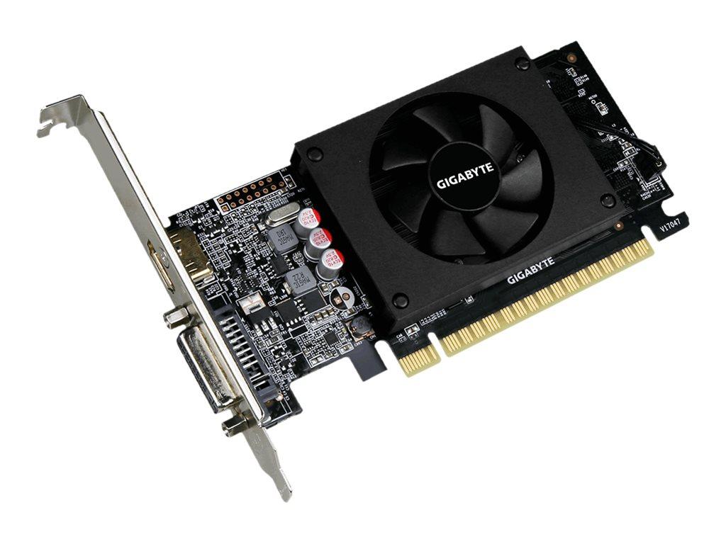 Gigabyte GV-N710D5-2GL - Grafikkarten