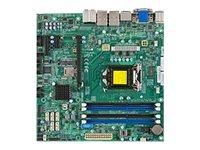 Supermicro X10SLQ - Motherboard