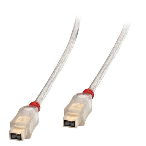 Lindy Premium - IEEE 1394-Kabel - 9 PIN FireWire 800 (M)