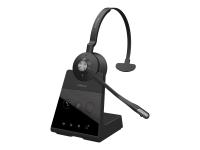 Engage 65 Mono Monophon Kopfband Schwarz