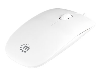 Silhouette Optical Mouse - Maus - optisch