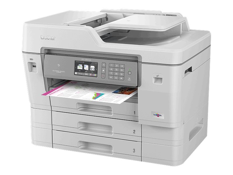 Brother MFC-J6947DW - Multifunktionsdrucker - Farbe - Tintenstrahl - A3/Ledger (297 x 432 mm)