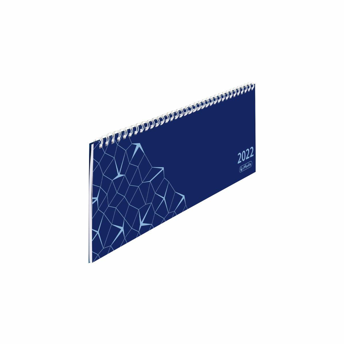 Herlitz Schreibtischkalender Compact 2022 1 Woche je Seite