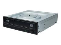 GH24NSD5 - Schwarz - Desktop - DVD Super Multi DL - SATA - DVD+R,DVD+RW,DVD-R,DVD-RW - 24x