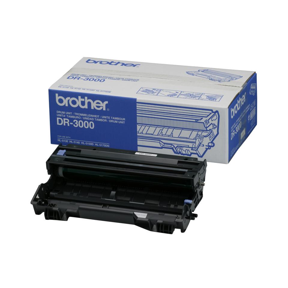 Brother DR-3000 drum unit 20000Seiten Schwarz Drucker-Trommel