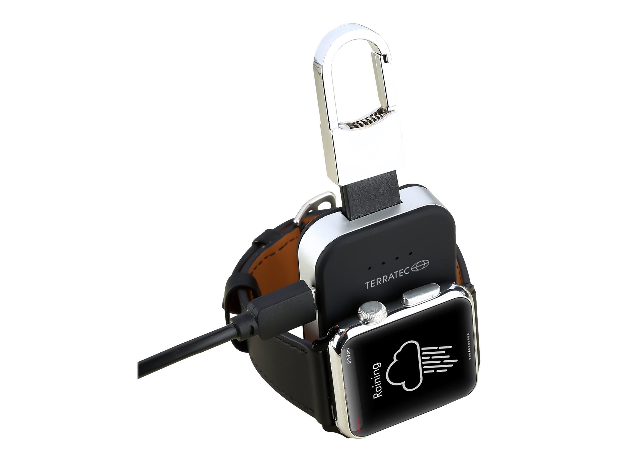 TerraTec Charge AIR Key - Induktives Ladepad / Powerbank