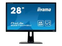 ProLite B2875UHSU-B1 28Zoll 4K Ultra HD TN Matt Schwarz Computerbildschirm