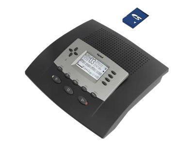 Tiptel 570 SD - Anruferkennung mit Anrufbeantworter