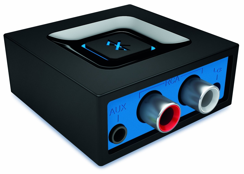 Logitech 980-000912 20m Schwarz Bluetooth Musik-Empfänger