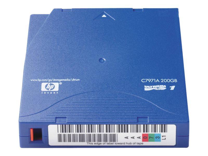 HP LTO-1 Ultrium 1x (C7971A)