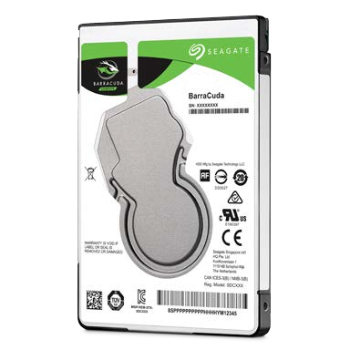 Seagate Barracuda 2.5 500GB Serial ATA III Interne Festplatte