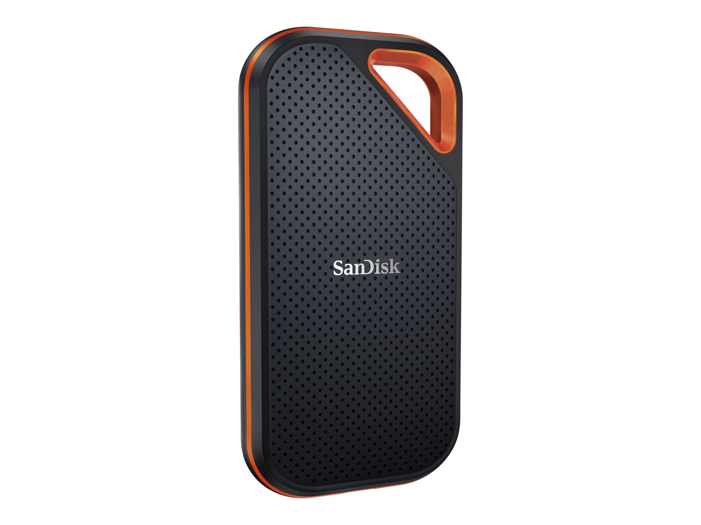SanDisk Extreme PRO - 500 GB SSD - extern (tragbar)