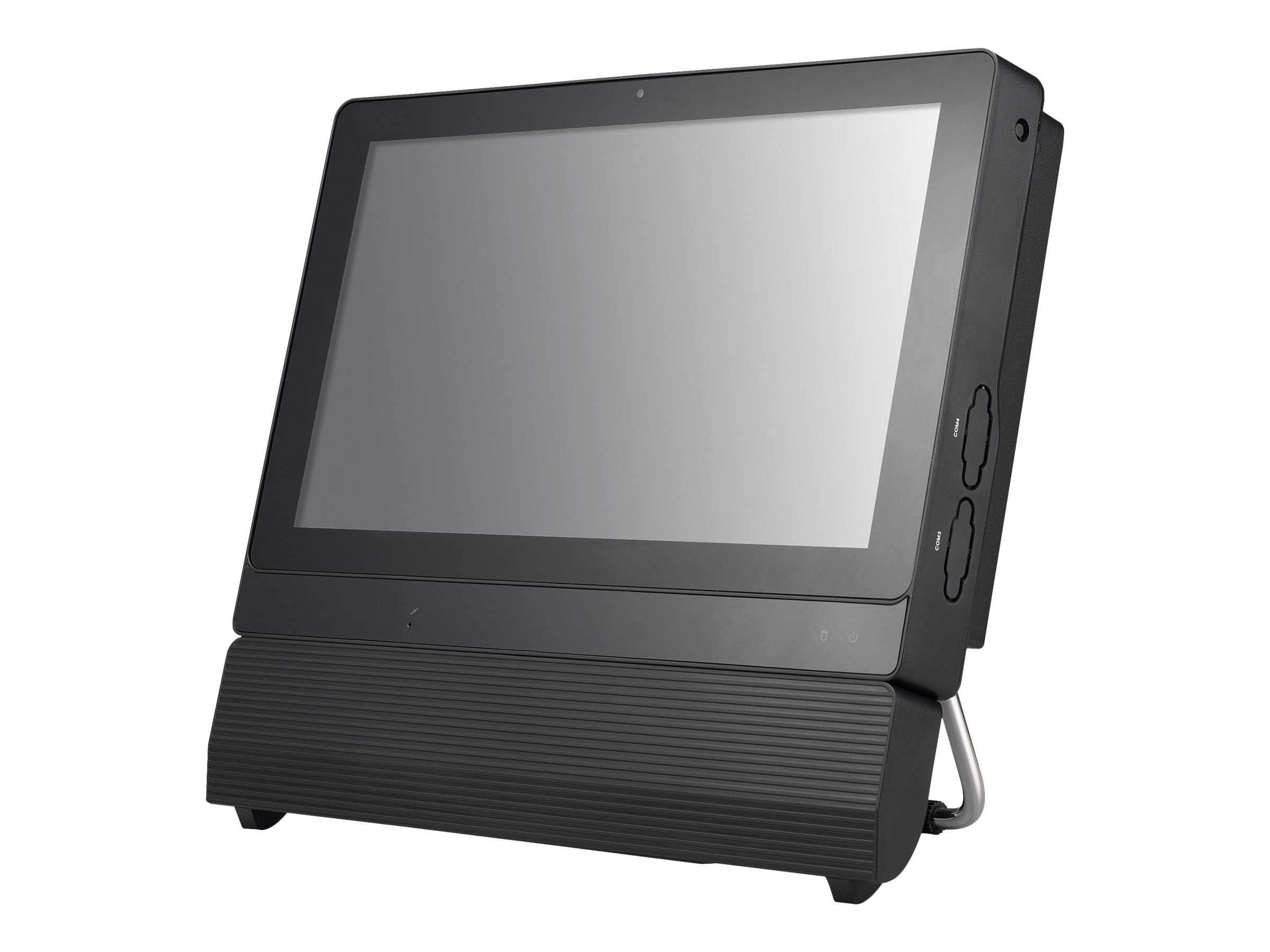 Shuttle XPC P2000PA - All-in-One (Komplettl?sung) - 1 x Celeron 3865U / 1.8 GHz ULV - RAM 4 GB - SSD 120 GB - HD Graphic