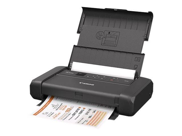 Vorschau: Canon PIXMA TR150 - Drucker - Farbe - Tintenstrahl - A4/Legal - bis zu 9 ipm (einfarbig)/