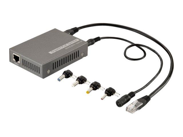 LevelOne POS-3000 Gigabit High Power - PoE-Splitter