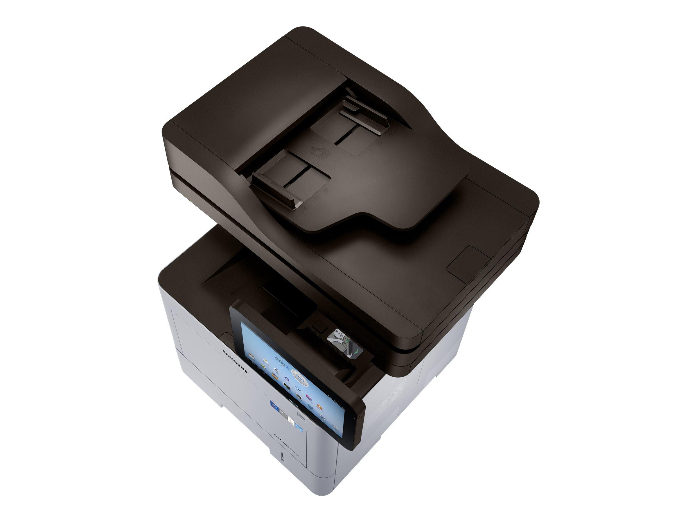 HP Samsung ProXpress SL-M4583FX - Multifunktionsdrucker - s/w - Laser - Legal (216 x 356 mm)
