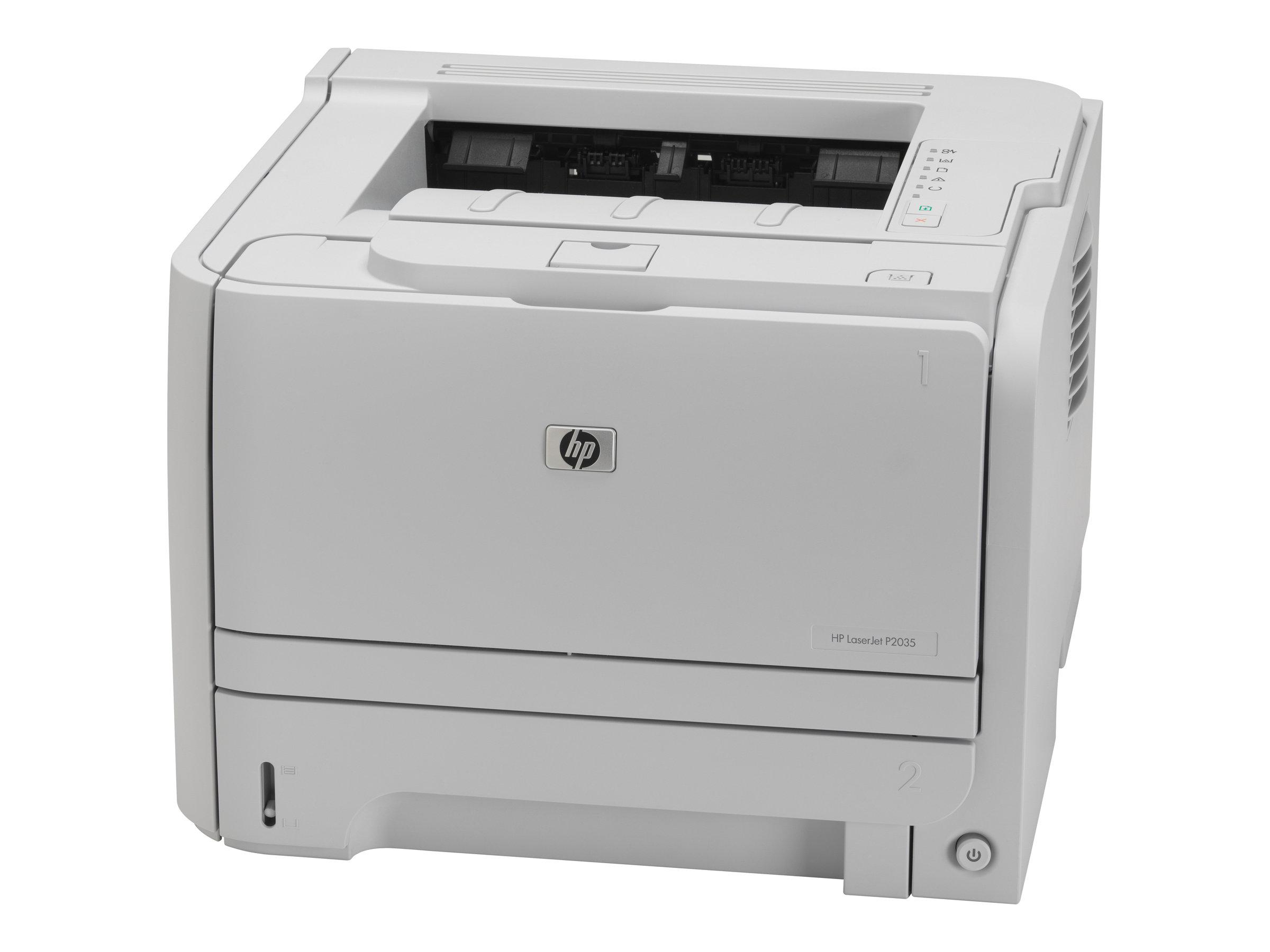 HP LaserJet P2035 - Drucker - monochrom