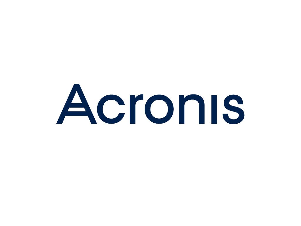 Acronis Cyber Backup Standard Server - (v. 15)