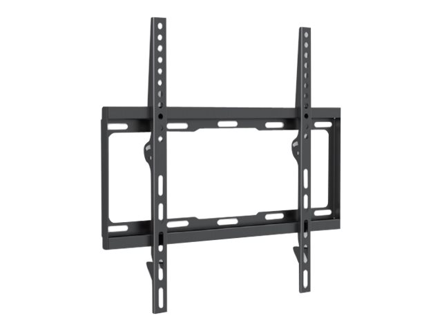 """Sunne 32-55-EF - Befestigungskit (Wandmontage) für TV - Stahl - Schwarz - Bildschirmgröße: 81-140 cm (32""""-55"""")"""