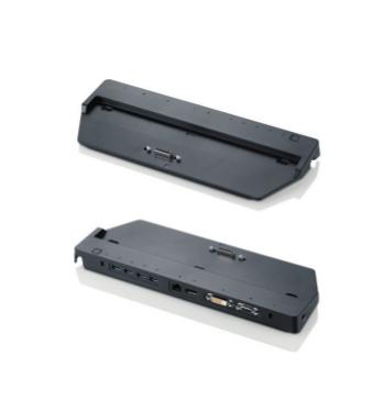 Fujitsu S26391-F1327-L100 Schwarz Notebook-Dockingstation & Portreplikator