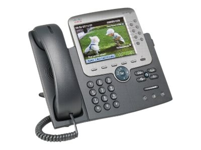 Cisco 7975G Unified IP Phone (CP-7975G=)
