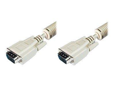 Assmann - VGA-Kabel - HD-15 (VGA) (M) bis HD-15 (VGA)