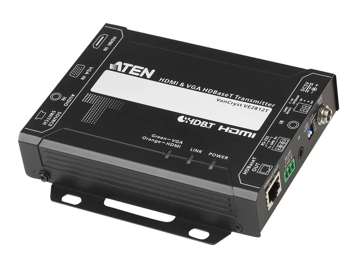 ATEN VanCryst VE2812T HDMI & VGA HDBaseT Transmitter