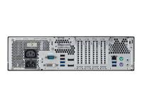 ESPRIMO D957/E94+ 3.6GHz i7-7700 Desktop Schwarz - Rot PC