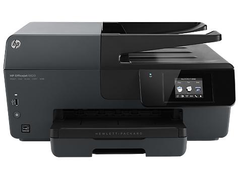 HP OfficeJet 6820 e 1200 x 600DPI Tintenstrahl A4 14Seiten pro Minute WLAN Multifunktionsgerät