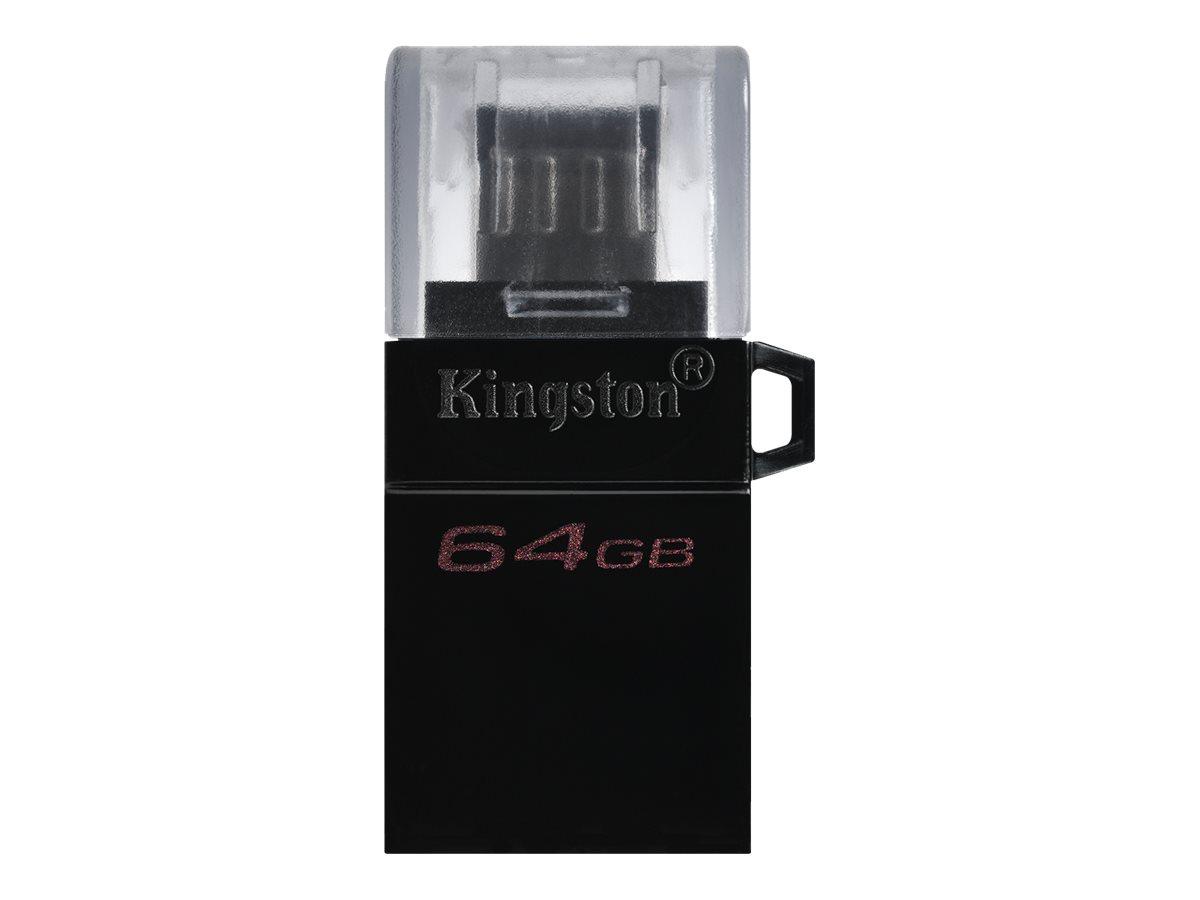 Kingston DataTraveler microDuo G2 - USB-Flash-Laufwerk