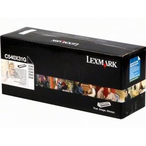 Lexmark C540X31G 30000Seiten Schwarz Lasertoner / Patrone