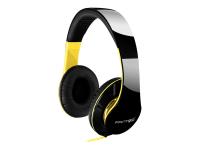 SHP-250AJ Ohrumschließend Kopfband Schwarz - Gelb