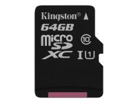 Canvas Select Speicherkarte 64 GB MicroSDXC Klasse 10 UHS-I