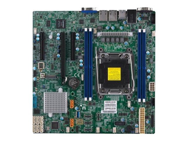 Supermicro X11SRM-VF - Motherboard - micro ATX