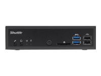 XPC slim PC-System D1150EP 3.5GHz G4560 1,3L Größe PC Schwarz Mini-PC