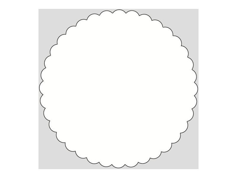 HERMA Selbstklebend - weiß - 50 mm rund 1000